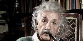 This image shows Here is how Albert Einstein became one of the genius