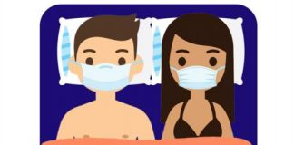 Wearing a Face Mask During Sex is Highly recommended Experts Says