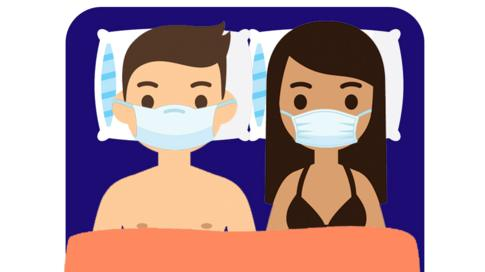Wearing a Face Mask During Sex is Highly recommended Experts Says 5ominds