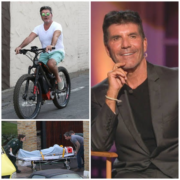 How Simon Cowell Fatal Bike Accident Might Cost Him Latest Deal 5ominds