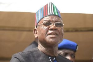 Responsible Citizens Should Be Allowed To Carry Guns - Ortom 5ominds 5ominds