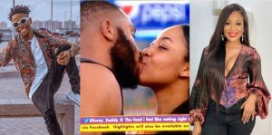 "BBNaija: ""I find it irritating and disrespectful when kidd kisses Erica in front of me""- Laycon 5ominds 5ominds"