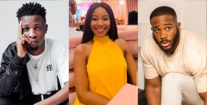 BBNaija: Erica admits Betraying Laycon after picking Kiddwaya as Deputy HoH instead of him 5ominds 5ominds