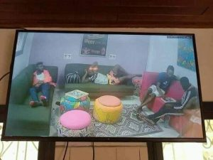 Gas explodes at Cameroon Big Brother's Kitchen (Video) 5ominds 5ominds