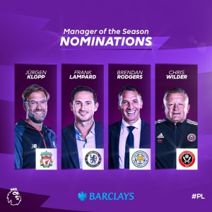 Why Chris Wilder should win the Premier League Manager of the Year 5ominds 5ominds