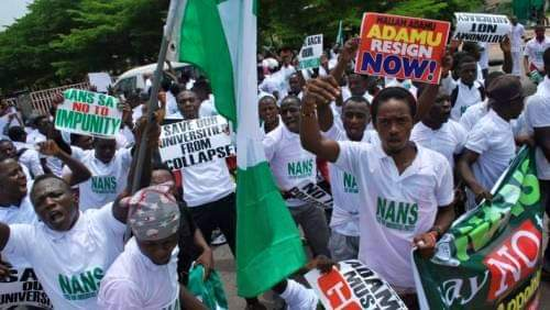 Students To Embark On Protest Nationwide 5ominds
