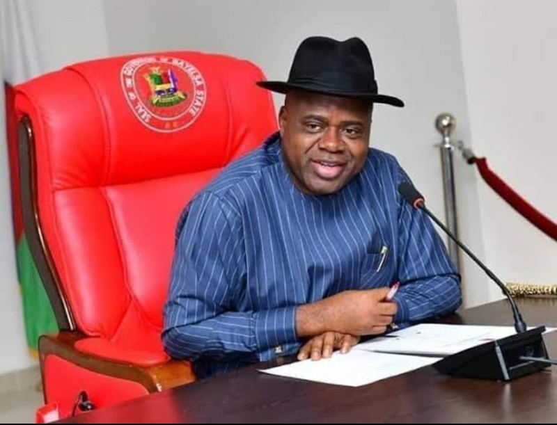 Duoye Diri,the sacked governor of Bayelsa State 5ominds