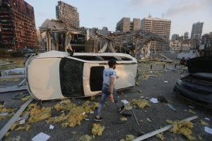 After The Beirut Explosion 5ominds 5ominds