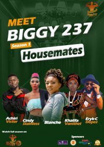 Fact about Biggy 237, Cameroonian version of Big Brother Naija 5ominds 5ominds