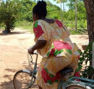 Reactions Trail Lady Who Said She Lost Her Virginity Riding Bicycle 5ominds 5ominds