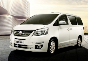Nordmotion; Nigeria Indigenous Automobile Company Rollout Cars 5ominds 5ominds