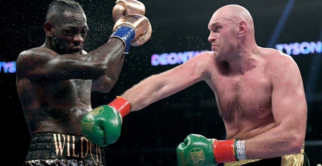 Tyson Fury reply Floyd Mayweather ahead of trilogy bout 5ominds