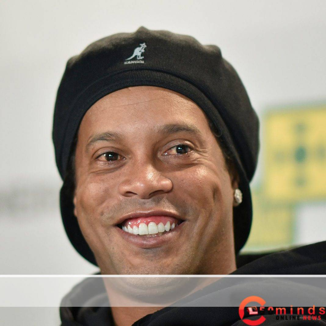 Ronaldinho Release From Paraguay Prison 5 Months After 5ominds