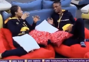 "BBNaija: ""I miss Laycon, I miss our friendship""- Erica confesses 5ominds 5ominds"