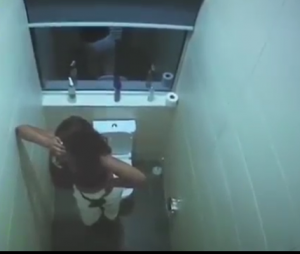 BBNaija: Moment Erica was spotted crying in the toilet after loosing Laycon (Video) 5ominds 5ominds