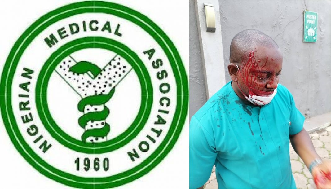 Nigeria Medical Association Election turns violent in Enugu 5ominds