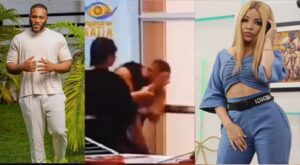 BBNaija: Watch Kiddwaya and Nengi playing together after Erica's Disqualification (Video) 5ominds 5ominds