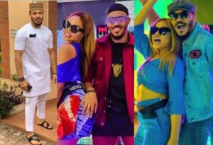 """BBNaija: """"Friends don't shower together"""" Ozo on why Nengi and him are more than friends (Video) 5ominds 5ominds"""