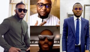 BBNaija: Hilarious Moment Kiddwaya embarrassed Ubi Franklin on IG live for asking about Erica and Laycon (Video) 5ominds