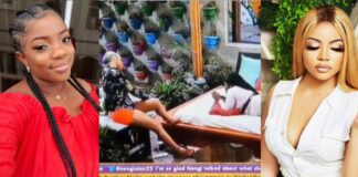 """BBNaija: """"Let's be friends""""- Dorathy apologises to Nengi, reveals why she distanced herself"""