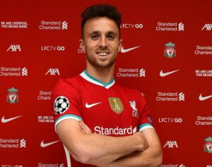 Diogo Jota Touching Statement on Scoring on His Liverpool debut 5ominds 5ominds