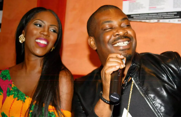 DSS released Don Jazzy and Tiwa Savage