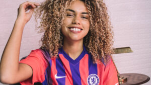 Ocean Lewis unveiled Chelsea third kit 5ominds 5ominds
