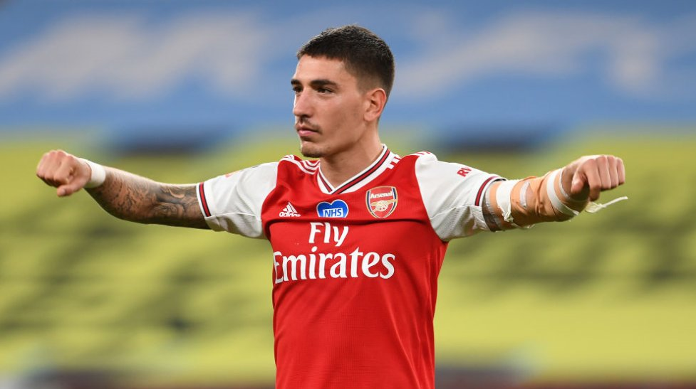 Hector Bellerin becomes the second highest shareholder at Forest Green Rovers 5ominds