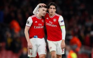 Bellerin post Tierney inspired haircut 5ominds 5ominds