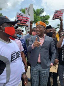 Omoyele Sowore berates INEC 5ominds 5ominds