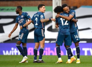 Arsenal new boys shine as EPL returns  5ominds 5ominds