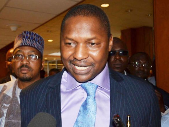 Malami is promoting illegality within the legal profession 5ominds