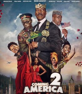 Cast of Coming To America 2  5ominds 5ominds