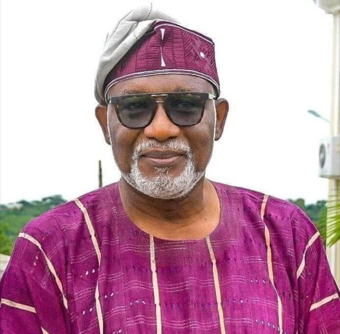 Another appointee quit akeredolu govt