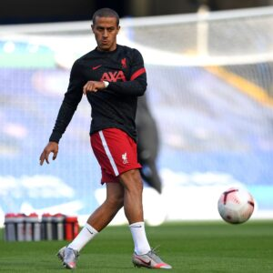 Liverpool midfielder Thiago Alcantara tests positive for COVID-19 5ominds 5ominds