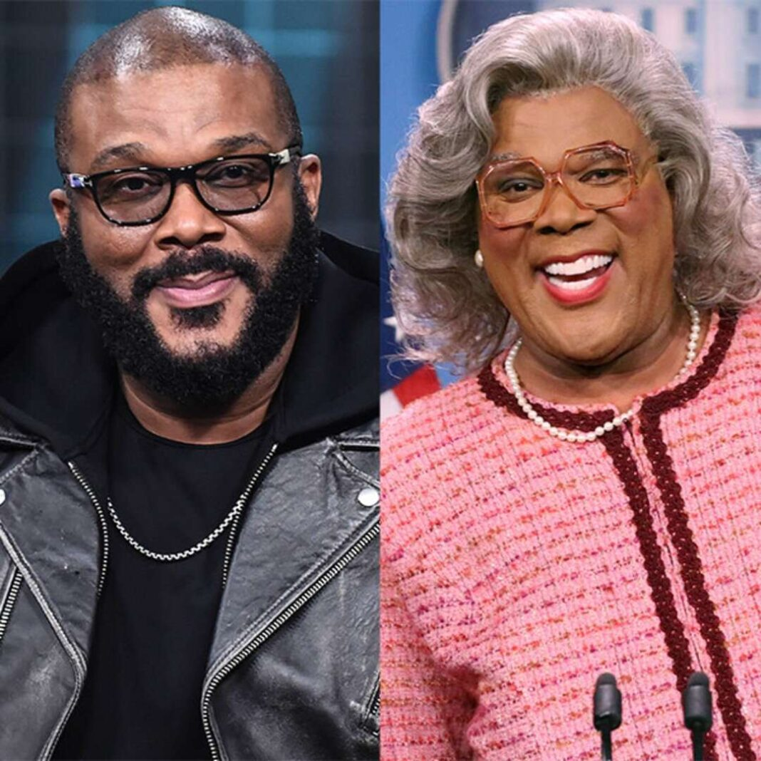 Tyler Perry 5ominds