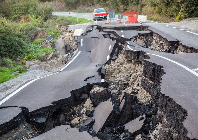 Earthquake Felt in Southern Part of Cape town, South Africa 5ominds