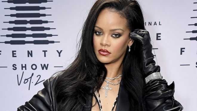 rihanna - 114787679 getty - Rihanna Finally Apologises To Muslims For Using This In Her Show