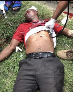 Four Protesters shot dead in Lagos  5ominds 5ominds