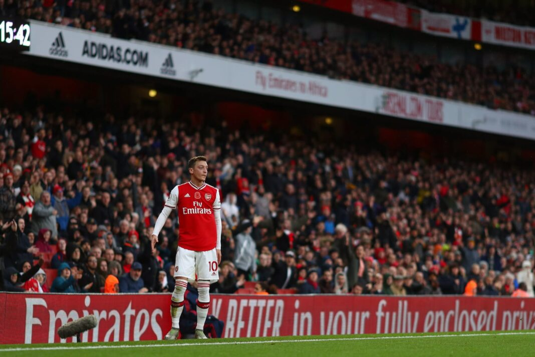 Ozil reveal admiration for Arsenal transfer: ozil breaks silence on move to fenerbahce - 20201208 074048 1068x712 - Transfer: Ozil breaks silence on move to Fenerbahce