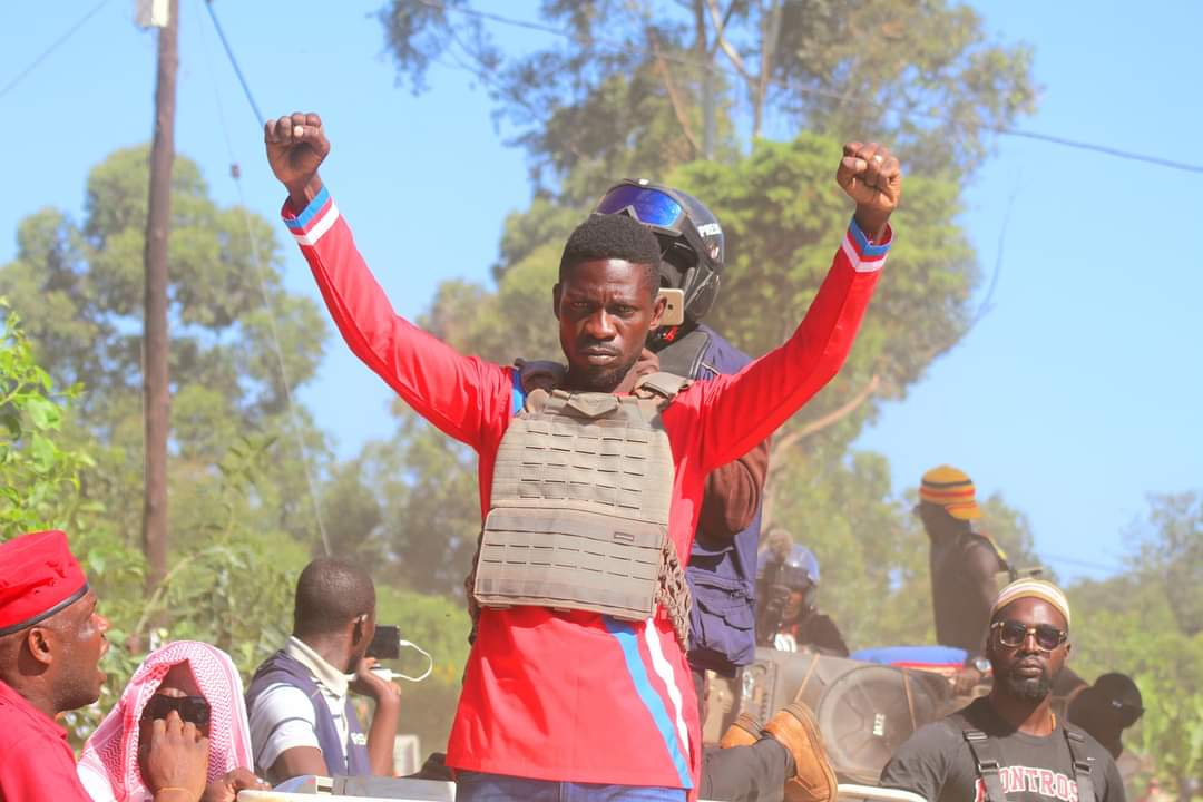 Bobi Wine calls for the release of Omah Lay, Tems, one other ugandan presidential candidate calls for the release of omah lay, tems, one other - 20201215 131718 - Ugandan Presidential candidate calls for the release of Omah Lay, Tems, one other