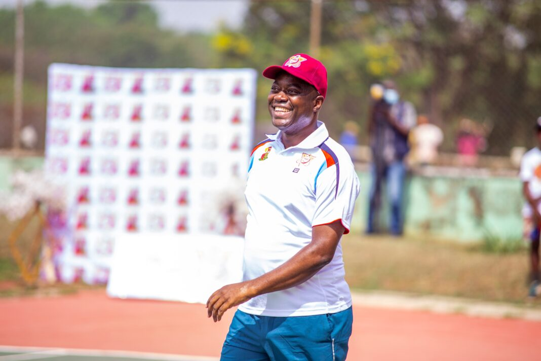 Seyi Makinde in action during the opening ceremony of the GSM tennis championship sports - 20201222 160642 1068x712 - Sports: Our Tennis Players will soon be competing at the world stage -Seyi Makinde