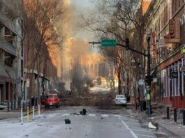 New Insight Into The Christmas Day Nashville Bomb Explosion