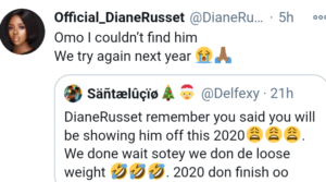 Check out BBNaija Diane's epic reply after she was mocked for not finding a man check out bbnaija diane's epic reply after she was mocked for not finding a man - Screenshot 20201218 173708 300x167 - Check out BBNaija Diane's epic reply after she was mocked for not finding a man check out bbnaija diane's epic reply after she was mocked for not finding a man - Screenshot 20201218 173708 300x167 - Check out BBNaija Diane's epic reply after she was mocked for not finding a man