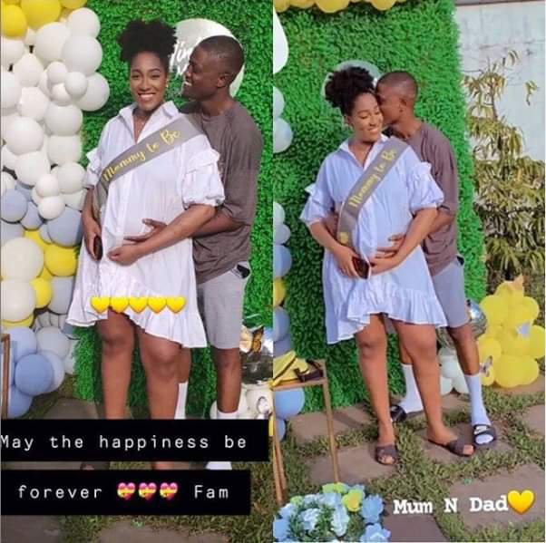 rapper vector and his girlfriend welcomebabygirl - fb img 16085777768082826791370820300636 - Rapper Vector and his girlfriend welcomebabygirl