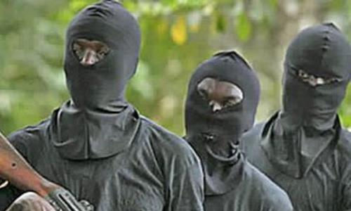 Armed Bandits armed bandits - kidnappers 1 - APC Youth Leader Kidnapped by Armed Bandits