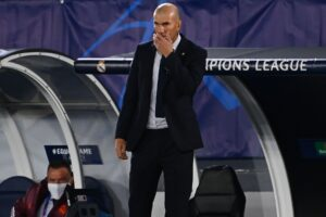 Real Madrid manager Zinedine zidane football - 20210109 170125 300x200 - Football: Pirlo, Zidane, Other retired footballers excelling as a manager in their former clubs football - 20210109 170125 300x200 - Football: Pirlo, Zidane, Other retired footballers excelling as a manager in their former clubs