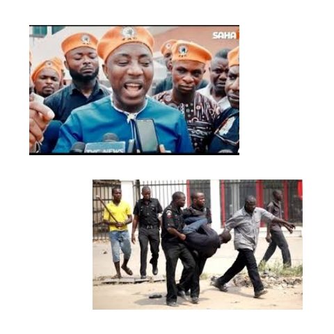 sowore witnessed the new year in prison - Image 202111113433205 - Sowore Witnessed The New Year in Prison