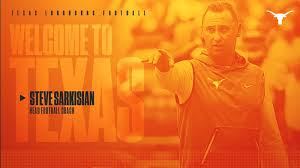 Texas Longhorns name Steve Sarkisian Head coach texas longhorns - bb - Texas Longhorns name Steve Sarkisian Head coach