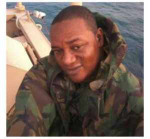 - Screenshot 20210409 195040 1 300x278 - After Being Kidnapped While On Leave In Kebbi, a Nigerian Naval Officer Has Regained His Freedom